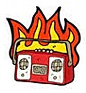 burning-radio