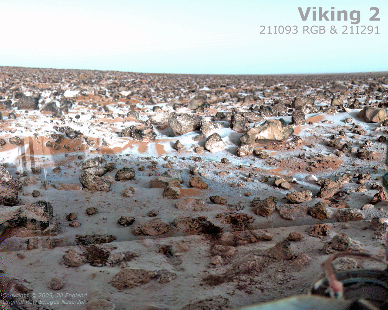 images from mars viking 2 - photo #20