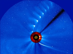 Credit: ESA/NASA/SOHO/SDO/GSFC